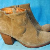 амшавые ботинки 38 размер 2