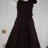 Стильное платье-бюстье Debenhams, размер 12 в идеале