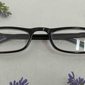 Очки оправа для зрения +2