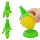 ☘ Выдавливатель сока для лимона\распылитель сока цитрусовых\ручная соковыжималка