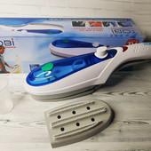 Ручной отпариватель tobi travel steamer ручной паровая щетка для глажки , утюг паровой