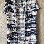 М. Esmara лёгкий халат, накидка для пляжа S 36-38