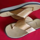Вьетнамки сандалии Clarks оригинал натур кожа 40 разм