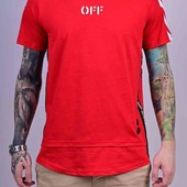 Мужская стильная футболка