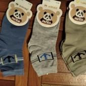 Носочки для мальчиков р.31-36 (3 пары)