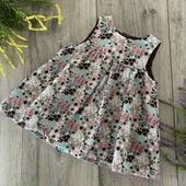 Платье для девочки 2-4 месяца. В хорошем состоянии.