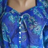 Красивая лёгкая летняя блузочка