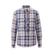 ☘ Фланелева стильна і м'яка сорочка, 100% бавовна, Tchibo (Німеччина), розміри наші: 46-48 (40 євро)