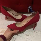 Туфлі із натуральної замші,від Minelli,розмір 36.Новинка