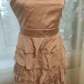 коктельное платье фирменное очень крутое от Amisu 36 р.