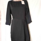 Много лотов! Черное фирменное платье, остатки из магазина