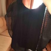 очень красивая и стильная блузка/футболка(Париж)