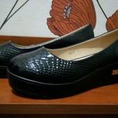 Очень классные туфельки р.36