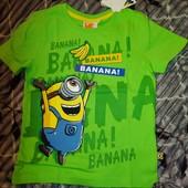 Фірмові футболки від Disney
