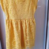 Платье на 2-2,5 г