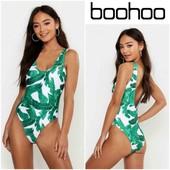 Слитный купальник Boohoo