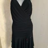Платье чёрное, размер 42