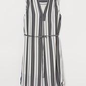 H&M_Платье (без пояса)_46р_О(лс-0557-к-00_0,17)