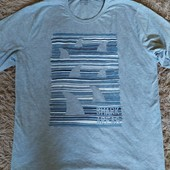 RR191.Чудова бавовняна футболка батал Livergy