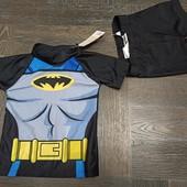 Сток Batman купальный костюмчик на рост 86/92