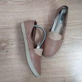 Кожаные сандалии ugg 37р/24см