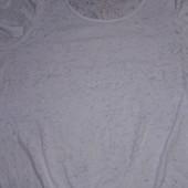 Красивая футболка р.48-50 см.замеры