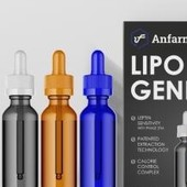 Новинка! Lipo Genetic (Липо Генетик) - капли для похудения 3 флакона
