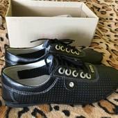 Шкіряне взуття Gegelifes 36 р, устілка 23 см
