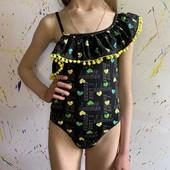 Очаровательный купальник для девочки фирма TEX размер на выбор!Рекомендуем!