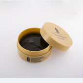 Оригинал!Гидрогелевые патчи для глаз Demyself Black Pearl с черным жемчугом и протеином молока