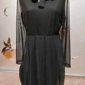 Воздушное нарядное платье Esmara Германия размер евро 38