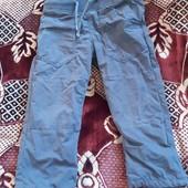 штаны на 1/2 года рост 92 HM