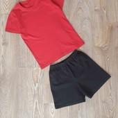 Яркий комплект, шорты +футболка!