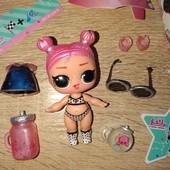 Нова лялька лол з серії Знаки зодіаку Рак.Оригінал l.o.l. surprise Star sign themed. Розпаковка mga