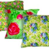 Силиконовые подушки в лоте 2 шт (50×70 и 70×70 на выбор) разные цвета