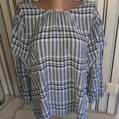 Блуза M&S, р24(Пог -78)