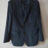 Чоловічий піджак мікровільвет 52-56 наш