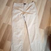 Світлі фірменні штани , стан нових, 10% знижка на УП