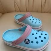 Crocs на дівчинку оригінал