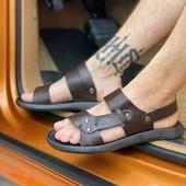 Новинка підросткові шльопкі=сандалі.останя пара