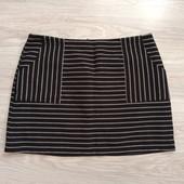 Всё по 100! Фирменная красивая юбка в отличном состоянии р.18