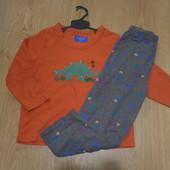 Пижама Primark кофта-флис,штаны-х\б состояние очень хорошее