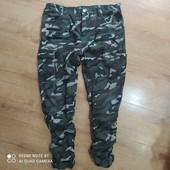 Бомбезные фирменные штаны. L.