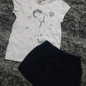 Наборчик нужных вещей на девочку 6-7 лет в хорошем состоянии