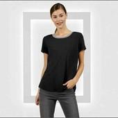 esmara лёгкая вискозная блуза футболка евро 42+6