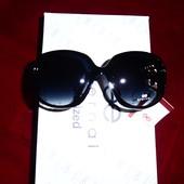 Черные солнцезащитные очки Eternal, обтекаемый квадрат