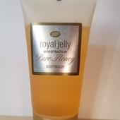 Гель для душа с экстратом чистого мёда Boots Royal jelly, 50 мл