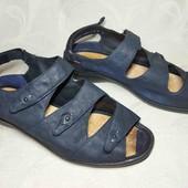 НоВиНоЧкИ! 26.8-27 см. Durea. кожа. сандали, босоножки. спасение для проблемных ног.