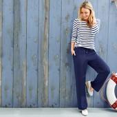 ☘ Стильні брюки в стилі casual від Tchibo (Німеччина), розміри наші: 44-46 (38 євро)