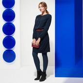 ☘ Красиве стильне плаття в горох від Tchibo (Німеччина), р .: 42-44 (36 євро)